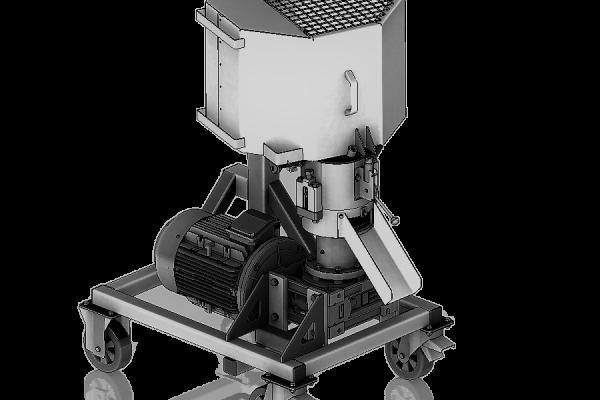 Pellet Mill - CAD Drawing