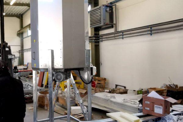 Silo - Pellet Making Machine