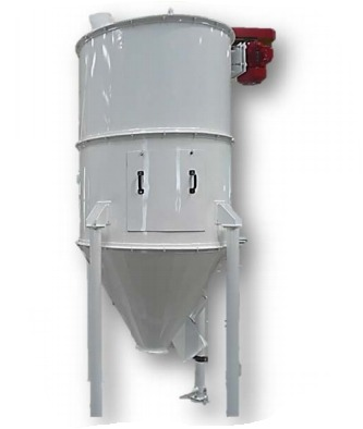 Biomass Animal Feed Mixer for pellet mills