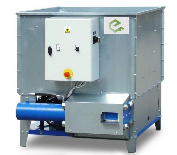 briquette press for pellet mills